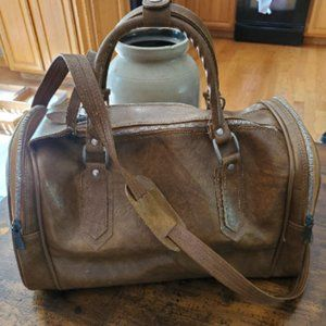 Vintage American Tourister Duffel Bag Carry On